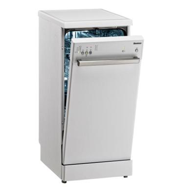 """מדיח כלים צר ברוחב 45 ס""""מ תוצרת BLOMBERG דגם GSS9260W"""