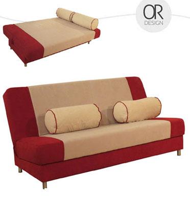 ספת ארוח/ספר מעוצבת נפתחת בקלות ומהירות למיטה גדולה מבית Or-Design דגם ונסה