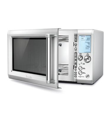 תנור מיקרוגל חכם 34 ליטר 1100W מבית BREVILLE דגם BMO735
