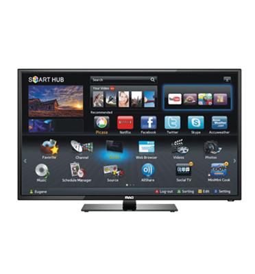 """טלוויזיה """"42 LED SMART TV תוצרת MAG דגם CR42-SMART"""