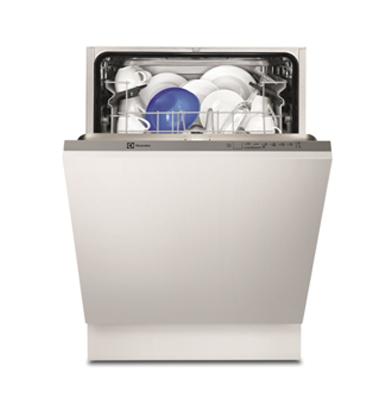 מדיח כלים אינטגרלי מלא רחב ל-13 מערכות כלים תוצרת ELECTROLUX דגם ESL5201LO