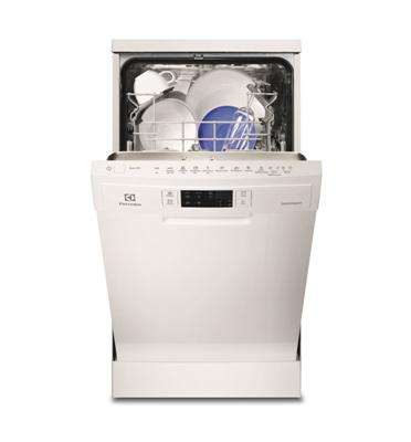 """מדיח כלים צר 45 ס""""מ ל-9 מערכות כלים תוצרת Electrolux דגם ESF4500LOW"""