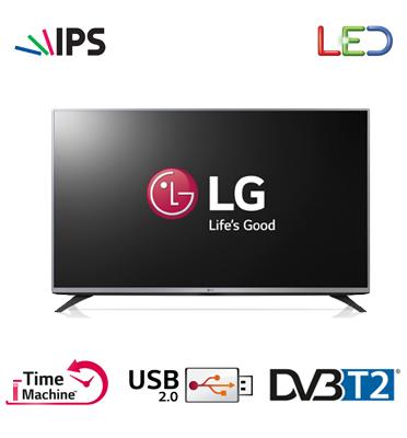 """טלוויזיה 43"""" Slim LED ברזולוציית Full HD עם פאנל IPS תוצרת LG דגם 43LF540Y"""