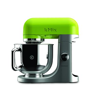 מיקסר מקצועי KENWOOD מסדרת מסדרת kMix POPART בצבע ירוק דגם KMX50GR+חבילת VIP!
