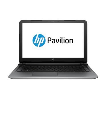 """מחשב נייד עם כרטיס גרפי ומעבד חזק 15.6"""" HP Pavilion Intel® Core™ i5 4GB תוצרת HP דגם 15-ab003nj"""