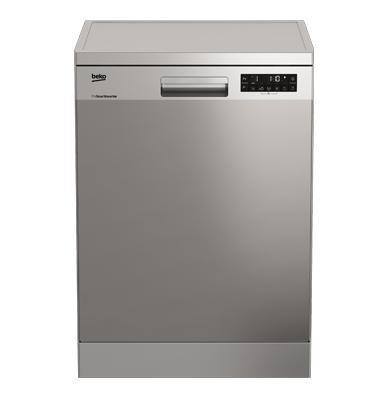 מדיח כלים רחב חסכוני ל-13 מערכות כלים תוצרת BEKO. דגם DFN28320X