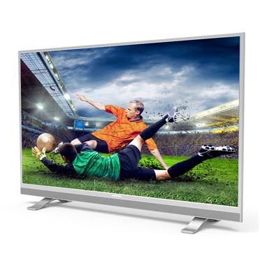 """מסך """"49 LED 3D Smart TV 700Hz הכולל דפדפן פתוח לגלישה באינטרנט תוצרת GRUNDIG דגם 49VLE8570"""