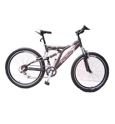 אופני הרים 26 אינצ' עם בולמי זעזועים איכותיים מבית CITYSPORT EZ דגם 31 FIRBI