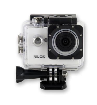 מצלמת אקסטרים HD קטנה וקומפקטית מבית NILOX דגם Mini UP