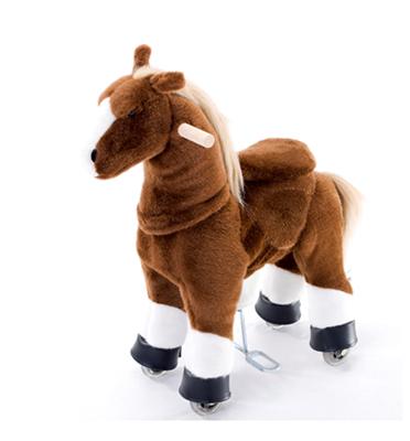 """סוס רכיבה לגיל הרך 70 ס""""מ דגם PONY CYCLE"""