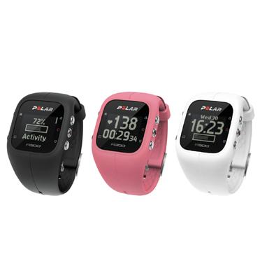 שעון דופק  A300 חדש כולל משדר H7 וטעינה באמצעות USB מבית POLAR - רצועה נוספת לבחירה!!+מתנה!