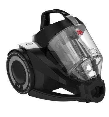 שואב אבק צילינדר צקלוני 1600W סדרת Black Label תוצרת DIRT DEVIL דגם DDC22-B01-I