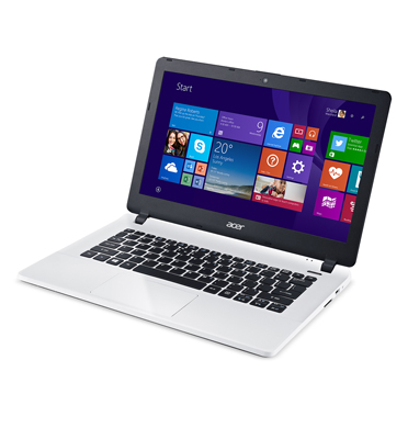 """מחשב נייד Acer Aspire """"13.3 מעבד Intel® Celeron תוצרת HP דגם ES1-331-C9JD"""