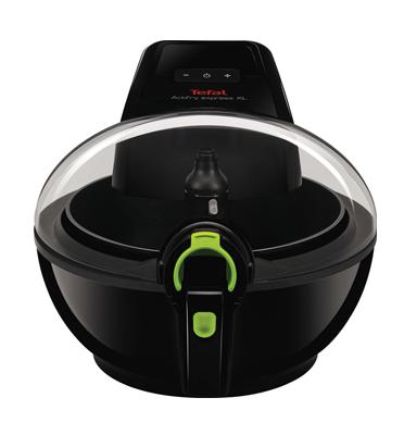 סיר טיגון ובישול בריא 1550W בצבע שחור תוצרת TEFAL דגם AH9518