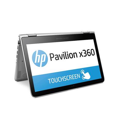 """מחשב נייד 13.3"""" 6GB דיסק קשיח 128SSD מעבד  i5-6200U 2.3ghz תוצרת HP דגם 13-S102nj"""