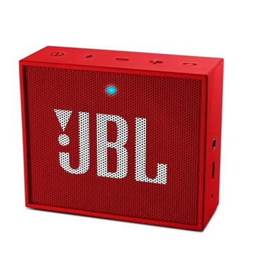 רמקול אלחוטי JBL GO  כולל מיקרופון מובנה לניהול שיחות