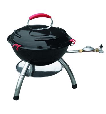 גריל גז נייד עם מבער נירוסטה בעוצמת 12,000BTU מבית CAMPTOWN דגם Picnic Chef 25742