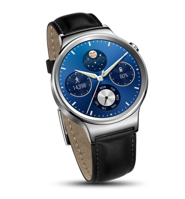 """שעון חכם ייחודי ואלגנטי עם מסך AMOLED בגודל 1.4"""" תוצרת .Huawei דגם Smart watch"""