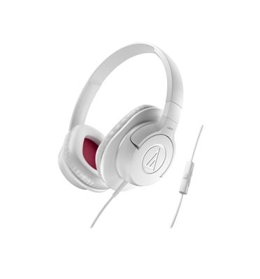אוזניות קשת עם מיקרופון Audio Technica AX1iS