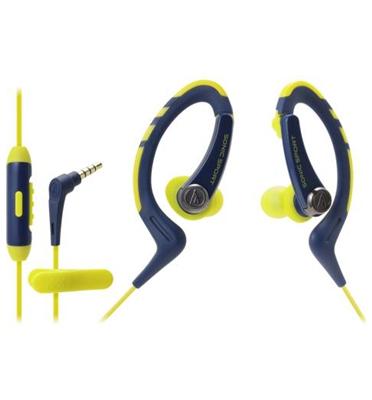 אוזניות ספורט דגם Audio Technica Sport-1is