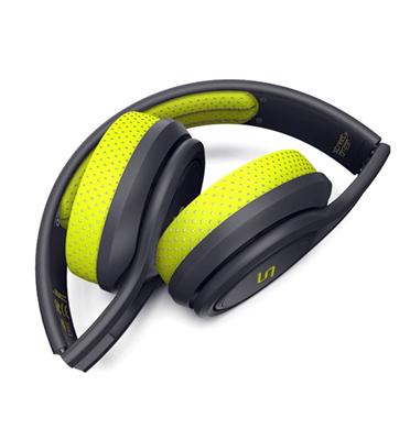 אוזניות ספורט אלחוטיות דגם SMS ON-EAR WIRELESS SPORT