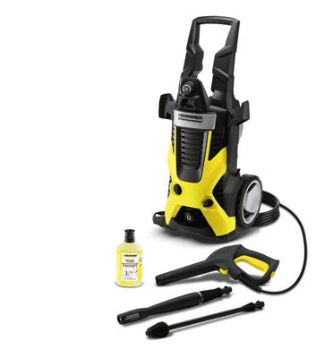 מכונת שטיפה בלחץ גבוה תוצרת KARCHER דגם 7 K- שואב אבק רטוב/יבש מתנה!