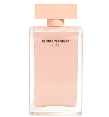 """בושם לאישה אדפ 100 מ""""ל מבית Narciso Rodriguez דגם Narciso Rodriguez For Her"""