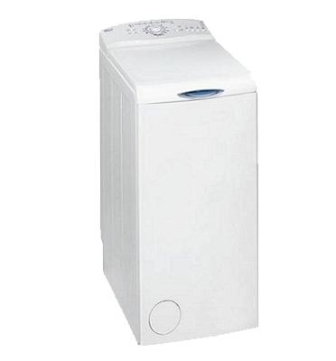"""מכונת כביסה פתח עליון 6 ק""""ג 800 סל""""ד בטכנולוגיית החוש השישי תוצרת Whirlpool דגם AWE6628"""