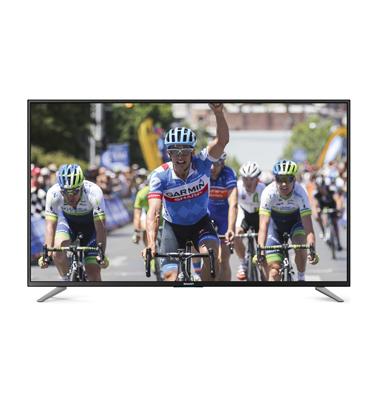 """טלוויזיה 49"""" FULL HD LED 100Hz תוצרת SHARP דגם 49CFE5001E"""