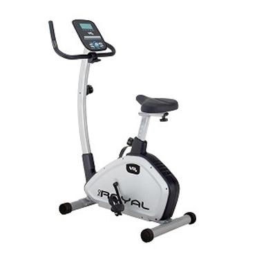 """אופני כושר royal 140 עם גלגל תנופה 10 ק""""ג ומשקל מתאמן עד 130 קילו מבית VO2"""