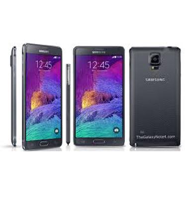"""סמארטפון מסך 5.7"""" 32GB תוצרת Samsung דגם Galaxy Note 4 N910F מחודש!"""