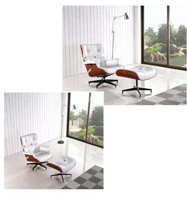כורסא מפוארת בעיצוב מלכותי עם הדום מבית BRADEX דגם VOGA