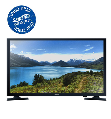 "טלוויזיה 32 "" LED 100 Hz HD SLIM מסדרה 4 תוצרת SAMSUNG דגם UA32J4100"