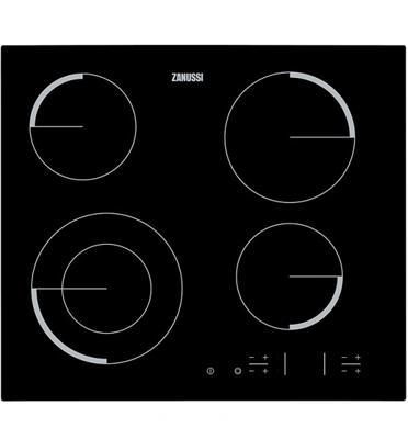 כיריים חשמליות עם זכוכית קרמית תוצרת ZANUSSI דגם ZEV6341FBA תוצרת גרמניה
