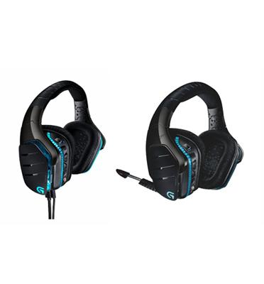 אוזניות גיימרים Artemis Spectrum RGB 7.1 Surround מבית Logitech דגם G633