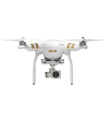 רחפן Phantom 3 Professional מבית DJI עם סוללה LiPo+מצלמה 4K כולל GPS מובנה