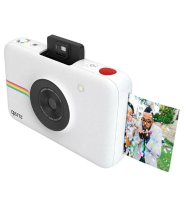 מצלמה דיגיטלית משולבת מדפסת תמונות Polaroid Snap תוצרת MODAN דגם 133691