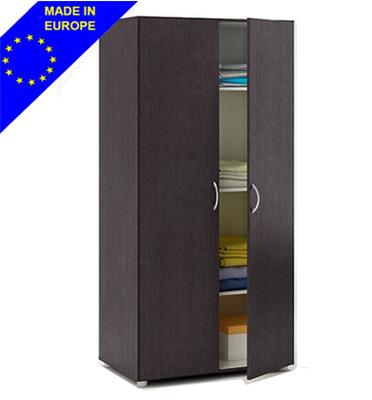 ארון 2 דלתות תוצרת אירופה HOME DECOR דגם ZIPPIE