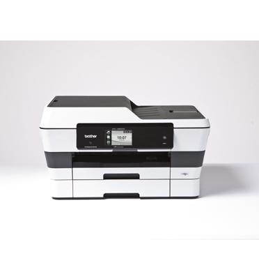 מדפסת משולבת דיו צבעונית מקצועית תוצרת BROTHER דגם MFC-J6920DW