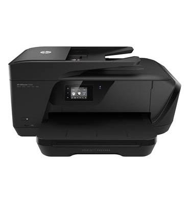 מדפסת הזרקת דיו Wide Format e-AiOPrinter תוצרת HP דגם CR768A Officejet 7110