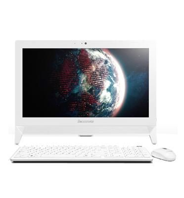 """מערכת מחשב """"19.5 AIO מעבד Intel Core I5 תוצרת LENOVO דגם C20-30 F0B2003MIV"""
