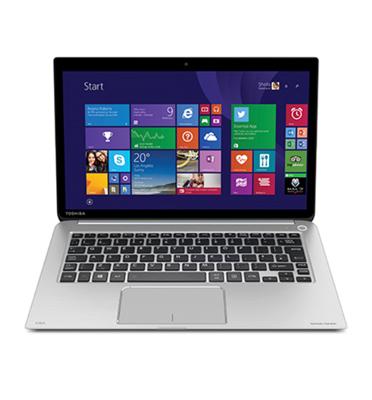 """מחשב נייד 13.3"""" Intel® Core™ i7 8GB תוצרת Toshiba דגם KIRA-10J"""
