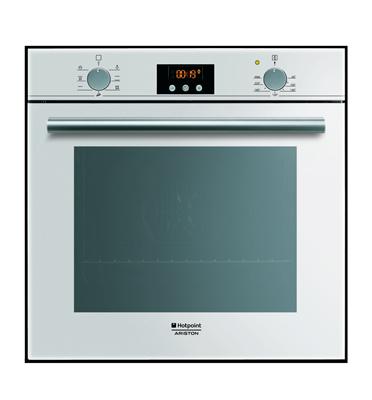 תנור אפיה בנוי 6 תכניות מסדרת LUCE צבע לבן תוצרת ARISTON דגם FKQ637JWHAS
