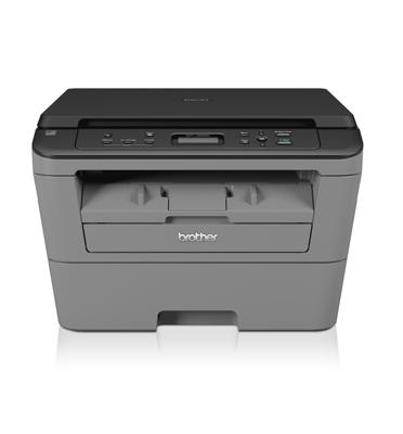 מדפסת משולבת לייזר ש/ל קומפקטית תוצרת BROTHER דגם DCP-L2500D
