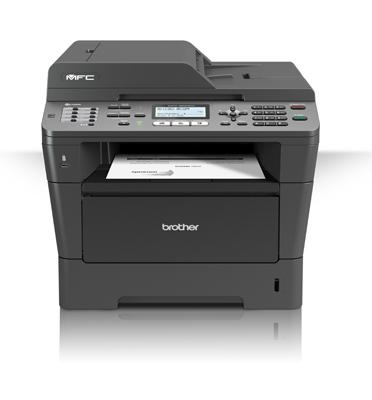 מדפסת משולבת לייזר ש/ל לעסקים תוצרת BROTHER דגם MFC-8520DN