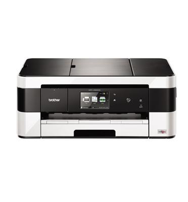 מדפסת משולבת דיו צבעונית קומפקטית תוצרת BROTHER דגם MFC-J4620DW