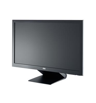 """מסך מחשב 21.5"""" LED איכותי ברזולוצייה 1920x1080 מבית AOC דגם E2262VW"""