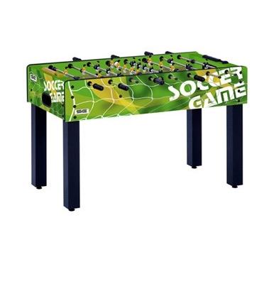 שולחן כדורגל ביתי מבית Superleague  דגם green soccer