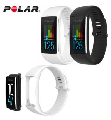 שעון Polar A360 מעקב פעילות 24/7,משלב מדידת דופק בפרק כף היד ומסך מגע צבעוני +מתנה!