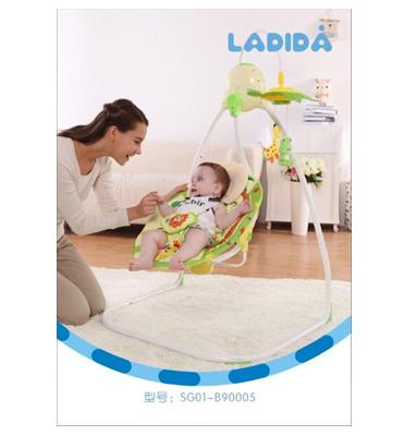 נדנדה חשמלית מבית BABYSAFE דגם LADIDA
